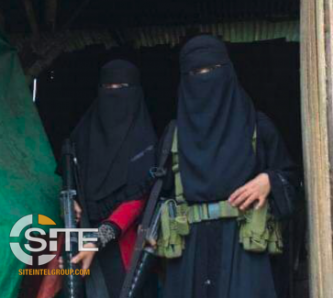 "Women Fighters in Mindanao: ""I am tired of waiting for chatty men"""