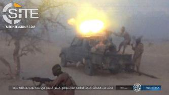 IS' West Africa Province Publishes Photos of Attack on Nigerien Military Positions in Diffa