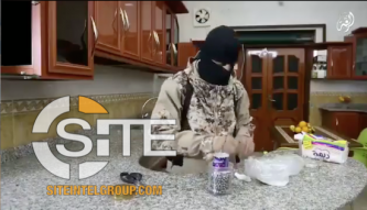 IS Explosives Tutorial Disseminated on Facebook, Supporters Incite Making Bombs