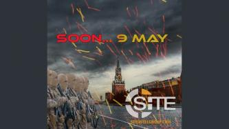 IS-Linked Poster Threatens Russia's Victory Day Celebrations