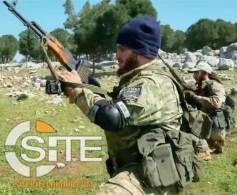 Syria-Based Chechen Group Continues Publishing Training Videos