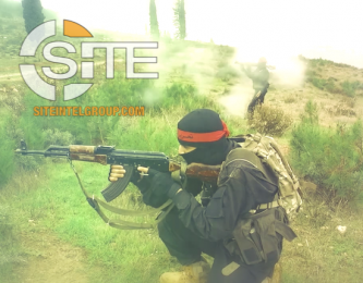 "Syria-Based Elite Forces Group Releases Training Video of HTS' ""Red Bands"""