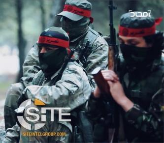 HTS Video Demonstrates Tactical Skills of Its Elite Forces