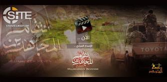 AQ-aligned Ansar al-Tawhid in Syria Releases Video on Commando Raids on Regime Positions