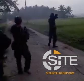Video Disseminated Featuring BIFF Fighters in Lanao Del Sur