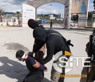HTS Executes IS Spy for Killing One of Its Fighters