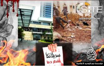 IS Supporting Groups Continue Promotion of Sri Lanka Bombings, Incite Targeting of Christians