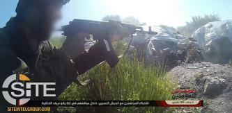 AQ-aligned Jihadi Coalition Cooperates with HTS in Attack on Regime Forces in Latakia