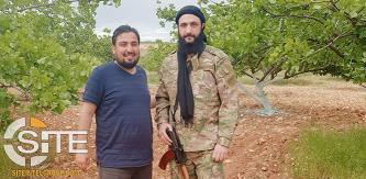 HTS Leader Gives Video Interview Discussing Hama Clashes
