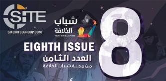 8th Issue of IS-linked Magazine Features Threats and Incitement Born by Baghdadi, Notre Dame, and Sri Lanka