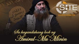 Filipino IS Supporters Criticize Latest Baghdadi Video for Ignoring East Asia