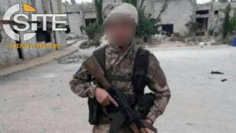 German Channel Shares Photo of 11-Year-Old HTS Fighter