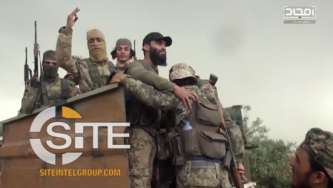 HTS Video Documents Raid in Northern Hama