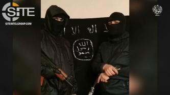 Two Fighters in IS' Caucasus Province Declare War on Russia in Video, Renew Pledge to Baghdadi