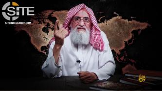 "AQ Leader Zawahiri Calls on Islamic Scholars to Promote Shariah, Show ""Crimes of the New Crusader Campaign"""
