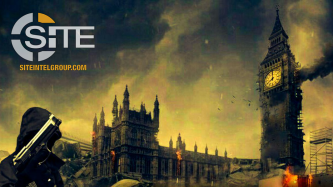 Palace of Westminster Featured in Threatening Posters by IS-aligned Group