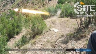 ISKP Photographs Launch of Rocket at U.S. Base in Nangarhar