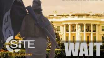 White House and Donald Trump Featured in Posters Distributed by IS-aligned Supporters