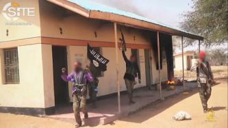 Shabaab Video Documents Attack on Government Office in Dif, Murder of Former Town Official