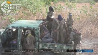 ISWAP Photo Report Documents Raid on Nigerian Military Post in Karitow