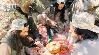 TTP Displays in Video its Clearance of Mines Allegedly Planted by Pakistani Army