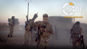 HTS Video Documents Jihadi Coalition Raid in Idlib