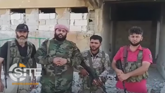 Syria-based Jihadi Cleric Issues Video Negating Rumors of His Death