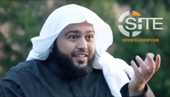 Jihadi Cleric Recounts Commando Operation against Syrian Regime Forces in Video