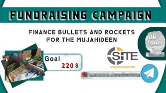 AQ-Aligned Media Group Fundraising for Bullets and Rockets