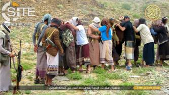 AQAP Reports Prisoner Swap with Houthis, Claims 13 Attacks in 13 Days, Nearly All on IS Fighters