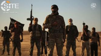 IS Fighters in Iraq Boast of Perseverance 16 Years After U.S. Invasion, Renew Pledge to Baghdadi in Video