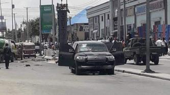 Shabaab Claims Wounding 3 Turkish Officers in Bomb Blast in Mogadishu