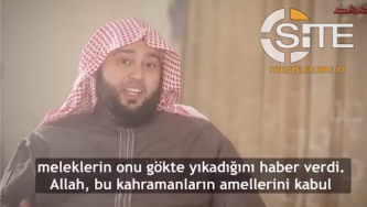 Jihadi Cleric Continues Video Interviews with Militants in Syria