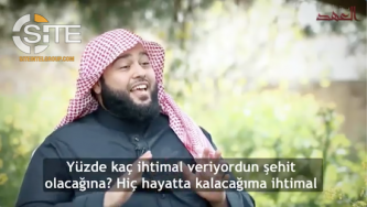 Jihadi Cleric Releases Final Episode of Video Interviews with Syria-based Militants