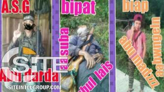 "Abu Sayyaf-linked Account Urges Supporters to Fight, Emphasizes ""Martyrdom"""