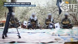 In Video Featuring Executors of Baledogle Airfield Raid, Shabaab Leader Calls to Target American Interests Worldwide