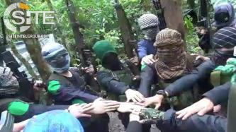 "In Naba 207, IS Reveals Previously Unreleased Photos of Fighters in East Asia and Central Africa Pledging to New ""Caliph"""