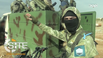HTS Video Celebrates Victories in Southern Idlib
