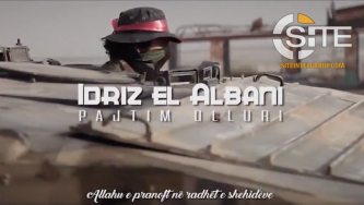 "Syria-based Albanian Jihadist Group Launches Video Series Documenting ""Martyrs"""
