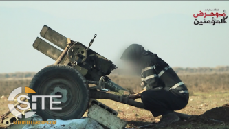 AQ-aligned Jihadi Coalition in Syria Documents Artillery Operations in Hama & Latakia