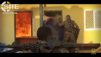 Shabaab Video Focuses on Raid on SNA Camp in Goof Gaduud Burey, Shows Ambushes in Bay Region