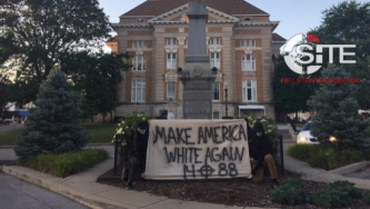 Neo-Nazis Assemble at Tennessee High School, Court House to Honor Confederate Monument