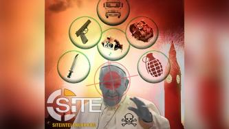 IS-Aligned Media Group Incites for Attacks Against Pope Francis