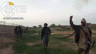 IS Reveals Operations in Burkina Faso in October-November 2019 in Naba 216, Attack on Christian Village Near Chibok (Nigeria)