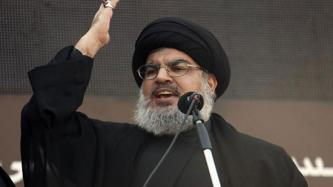 Hezbollah Leader Hassan Nasrallah Calls Fighters Everywhere to Avenge Killing of IRGC Quds Force Leader