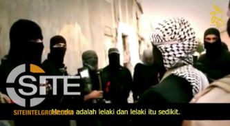 Indonesian AQ-aligned Group Translates Chant Glorifying Jihad
