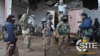HTS Claims 300+ Casualties from Russian-backed Militias in Idlib & Aleppo