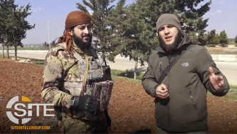 HTS Field Commander Gives Video Interview Claiming Fighters Advancing on Saraqib