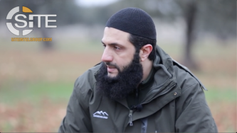 HTS Leader Gives Interview Discussing Military Losses, Turkey's Role in the Conflict