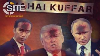 IS-aligned Poster Incites Against Leaders of USA, Russia, Indonesia
